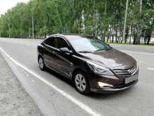 Hyundai Solaris, 2014 г., Барнаул