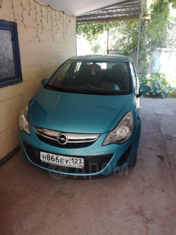 Opel Corsa, 2012 год, 415 000 руб.