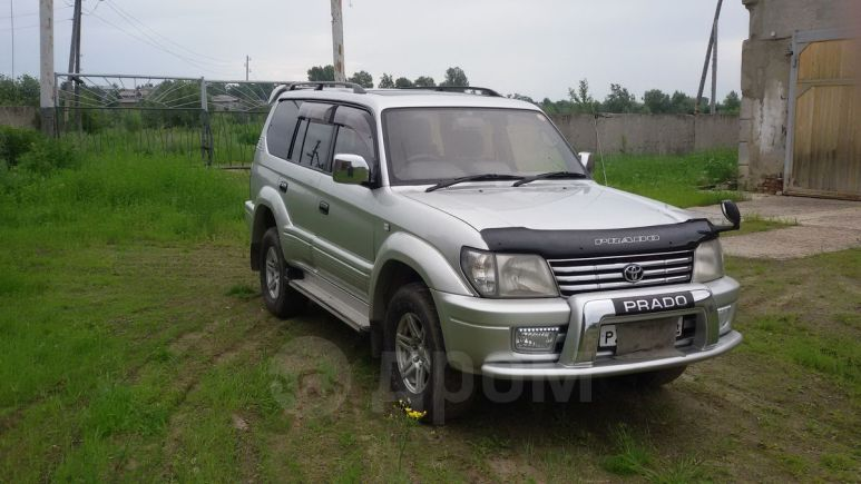 Toyota Land Cruiser Prado, 2000 год, 699 999 руб.