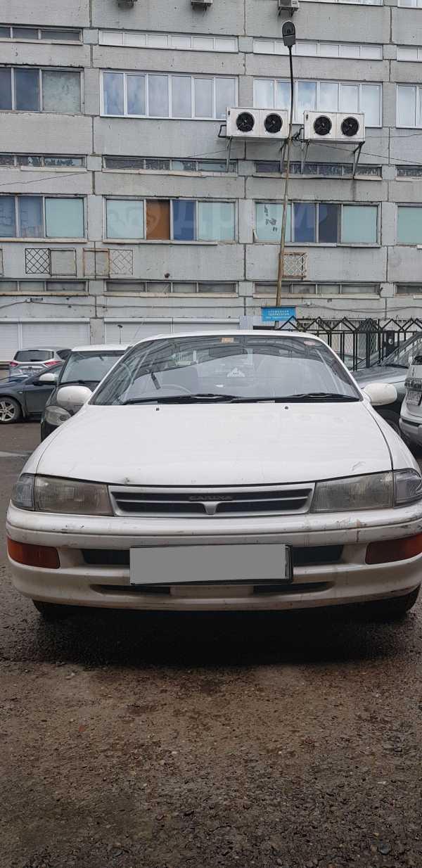 Toyota Carina, 1995 год, 250 000 руб.