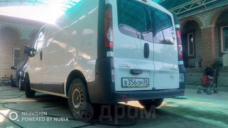 Opel Vivaro, 2006 год, 600 000 руб.