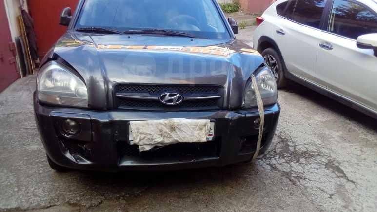 Hyundai Tucson, 2007 год, 425 000 руб.