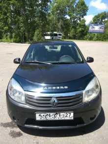 Renault Sandero, 2010 г., Хабаровск