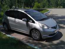 Honda Fit, 2008 г., Омск
