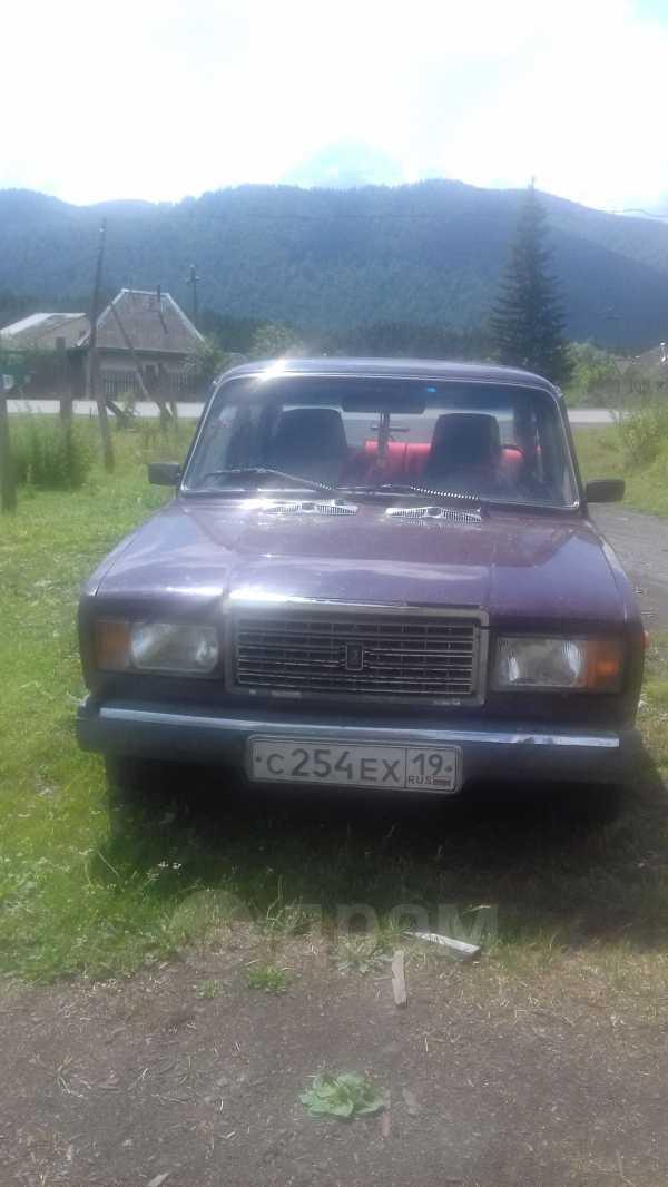 Лада 2107, 2005 год, 60 000 руб.