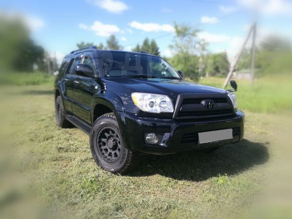 Toyota Hilux Surf, 2009 год, 1 520 000 руб.