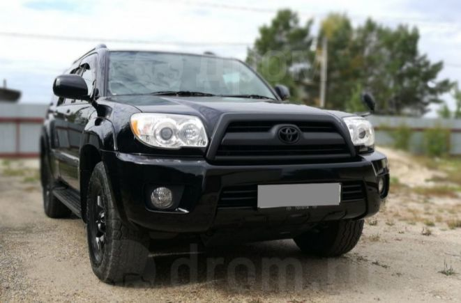 Toyota Hilux Surf, 2009 год, 1 539 000 руб.