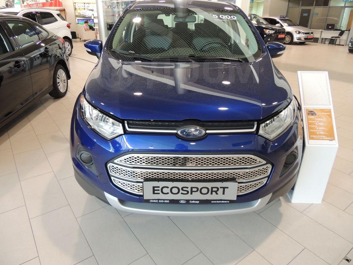ford ecosport сургут