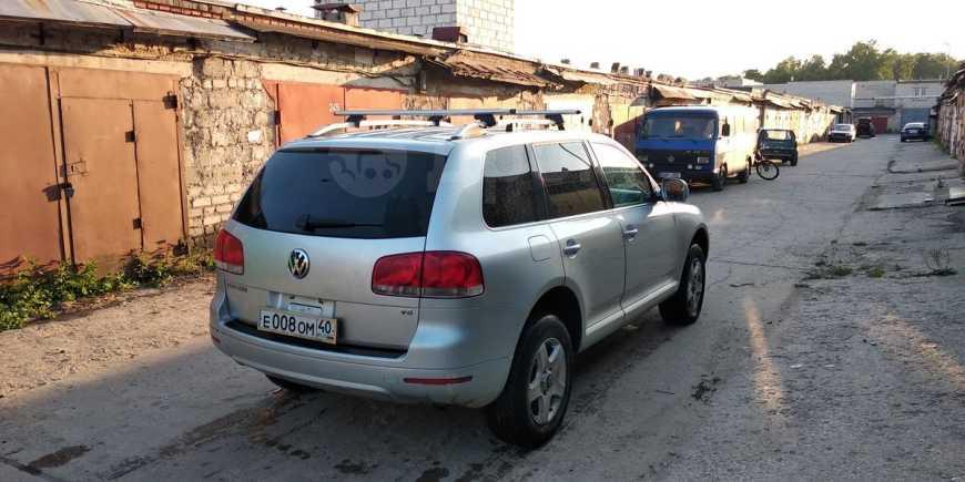 Volkswagen Touareg, 2004 год, 375 000 руб.