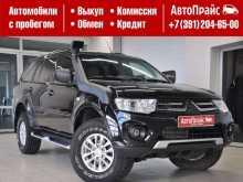 Красноярск Pajero Sport 2014