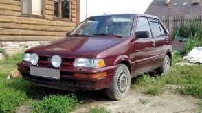 Казань Justy 1993
