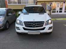 Mercedes-Benz M-класс, 2011 г., Томск