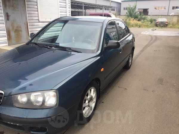 Hyundai Elantra, 2003 год, 190 000 руб.