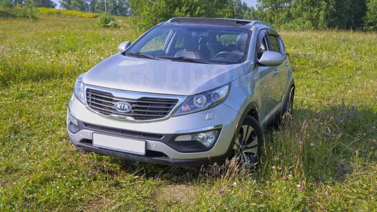 Kia Sportage, 2011 год, 945 000 руб.