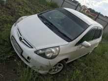 Омск Honda Fit 2007