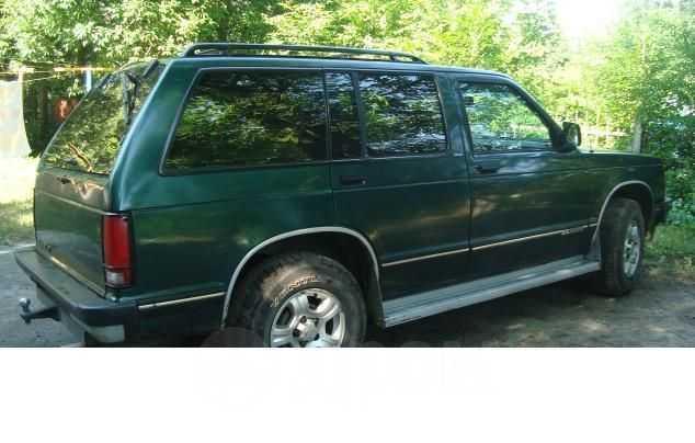 Chevrolet Blazer, 1993 год, 300 000 руб.