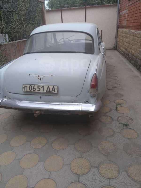 ГАЗ 21 Волга, 1961 год, 53 000 руб.