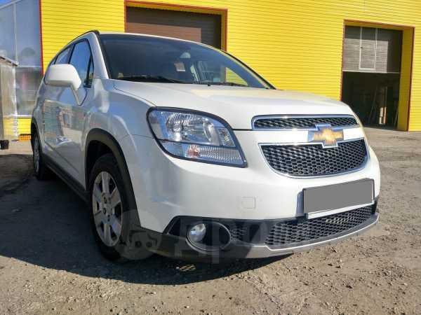 Chevrolet Orlando, 2013 год, 670 000 руб.