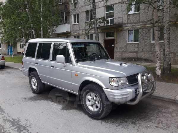 Hyundai Galloper, 1999 год, 200 000 руб.