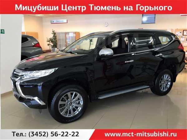 Mitsubishi Pajero Sport, 2018 год, 2 292 000 руб.