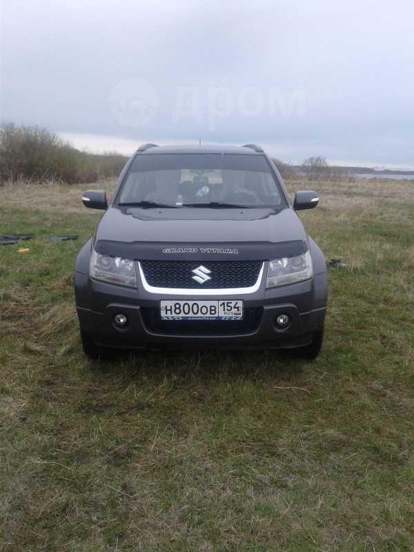 Suzuki Grand Vitara, 2008 год, 740 000 руб.