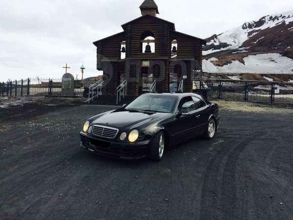 Mercedes-Benz CLK-Class, 2001 год, 280 000 руб.