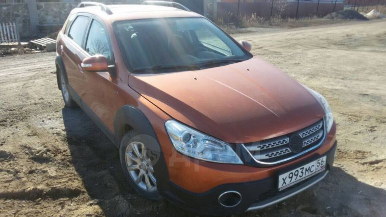 Dongfeng H30 Cross, 2014 год, 395 000 руб.