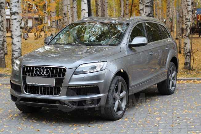 Audi Q7, 2011 год, 1 360 000 руб.