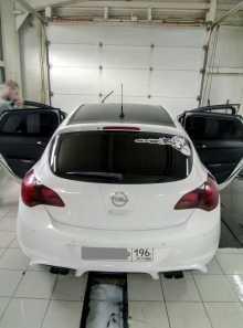 Нижний Тагил Opel Astra 2010