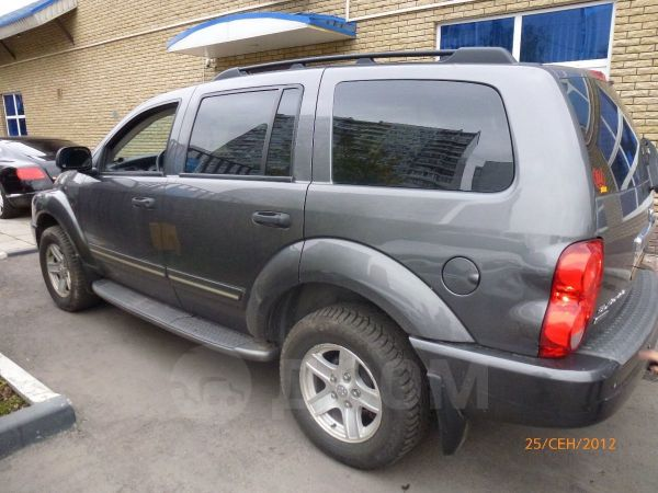 Dodge Durango, 2004 год, 490 000 руб.