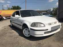 Омск Civic 1997