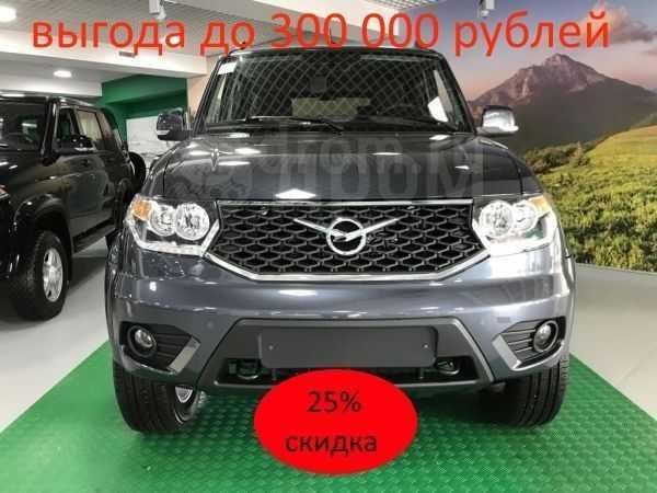 УАЗ Патриот, 2018 год, 1 131 900 руб.