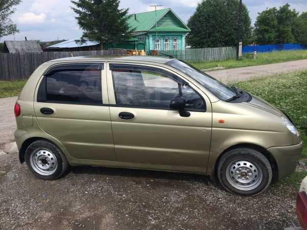 Daewoo Matiz, 2007 год, 88 000 руб.