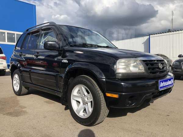Suzuki Grand Vitara, 2001 год, 370 000 руб.