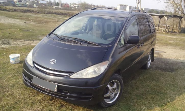 Toyota Previa, 2001 год, 500 000 руб.
