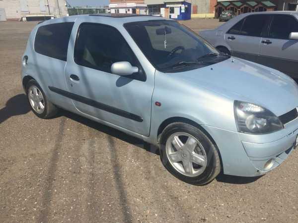 Renault Clio, 2001 год, 100 000 руб.