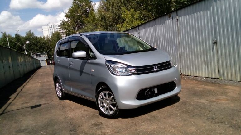 Mitsubishi eK-Wagon, 2014 год, 419 000 руб.
