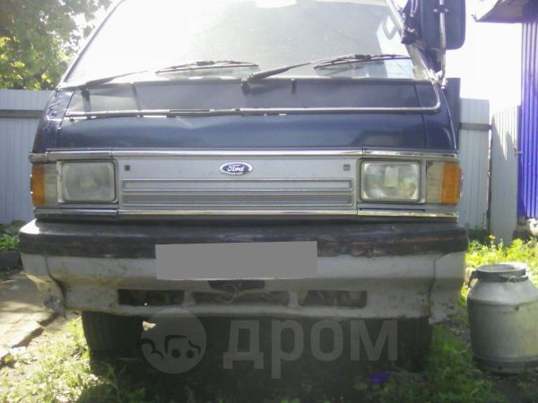 Ford Spectron, 1987 год, 50 000 руб.