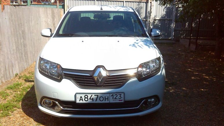 Renault Logan, 2014 год, 490 000 руб.