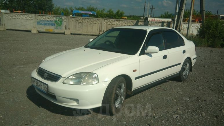Honda Civic Ferio, 2000 год, 152 000 руб.