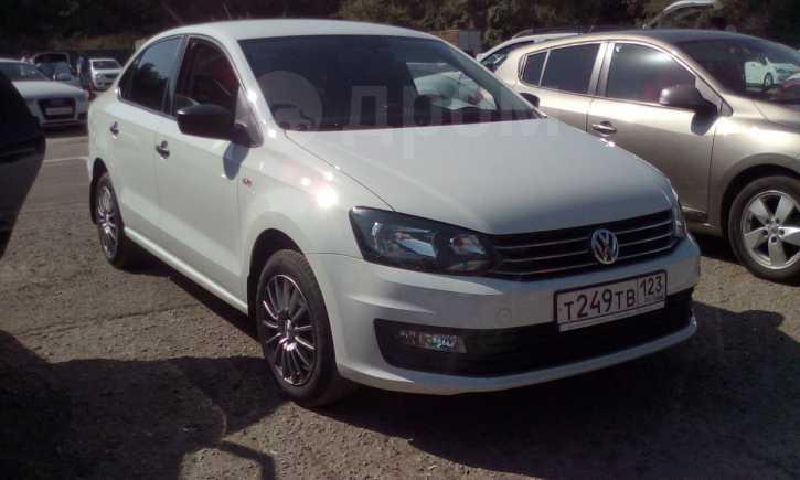 Volkswagen Polo, 2017 год, 740 000 руб.