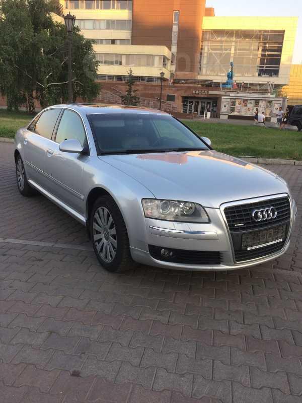 Audi A8, 2006 год, 715 000 руб.