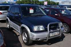 Suzuki Grand Vitara, 2000 г., Красноярск