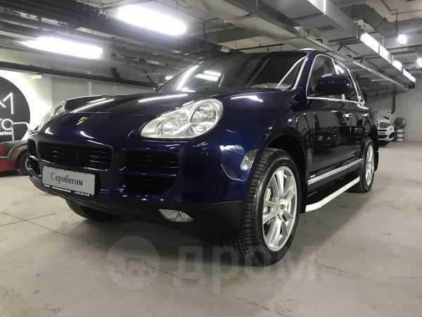 Porsche Cayenne, 2003 год, 599 000 руб.