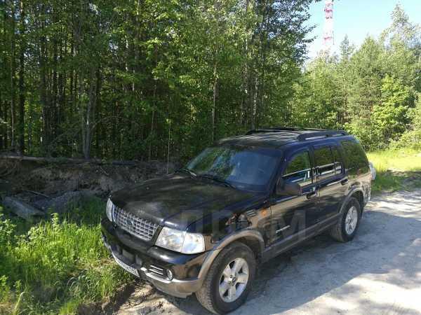 Ford Explorer, 2004 год, 399 000 руб.