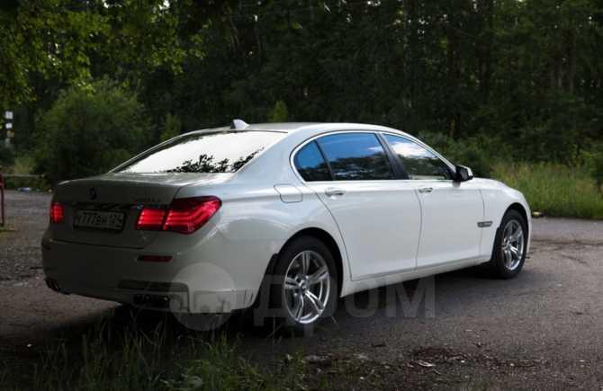 BMW 7-Series, 2010 год, 1 480 000 руб.