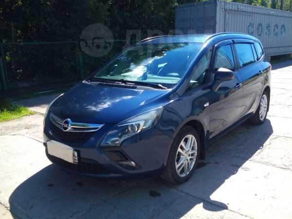 Opel Zafira, 2012 год, 700 000 руб.