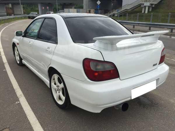 Subaru Impreza WRX, 2002 год, 270 000 руб.