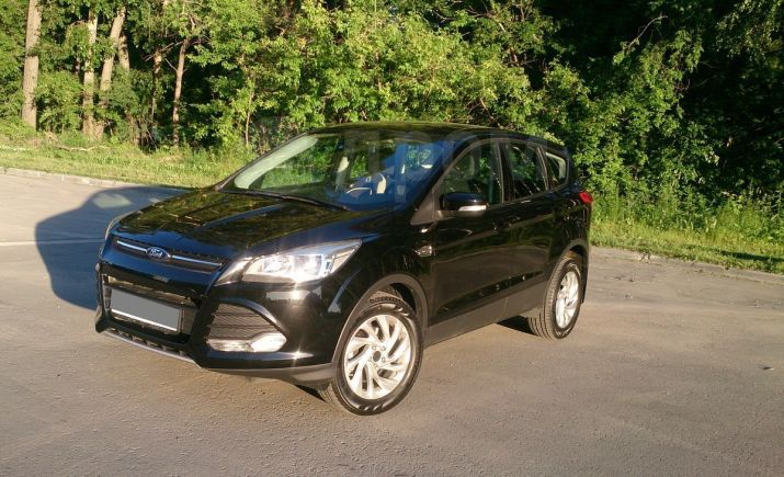 Ford Kuga, 2015 год, 1 100 000 руб.
