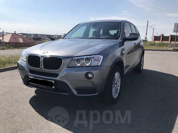 BMW X3, 2012 год, 1 279 000 руб.